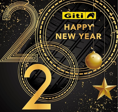 Giti Tire Wraps up Eventful 2019, Welcomes in New Decade
