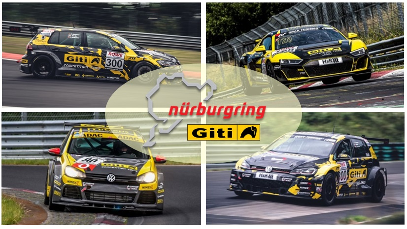 "Giti Tire Prepares For a Nürburgring 24-Hour Race  ""Like No Other"""