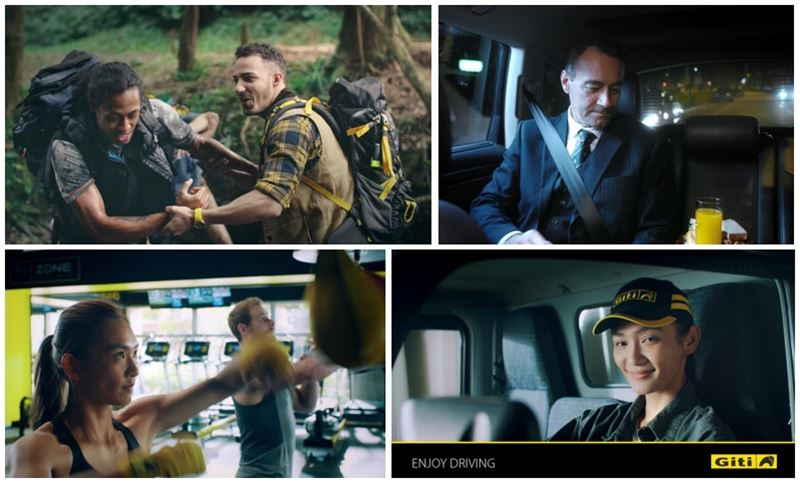 Giti's Lifestyle Video Series Showcases the Human Side of Driving and Life
