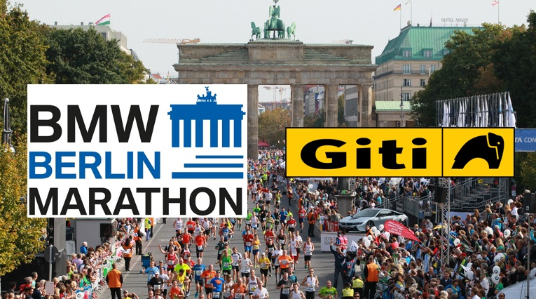Giti Sponsors Upcoming World-Famous BMW Berlin Marathon 2019