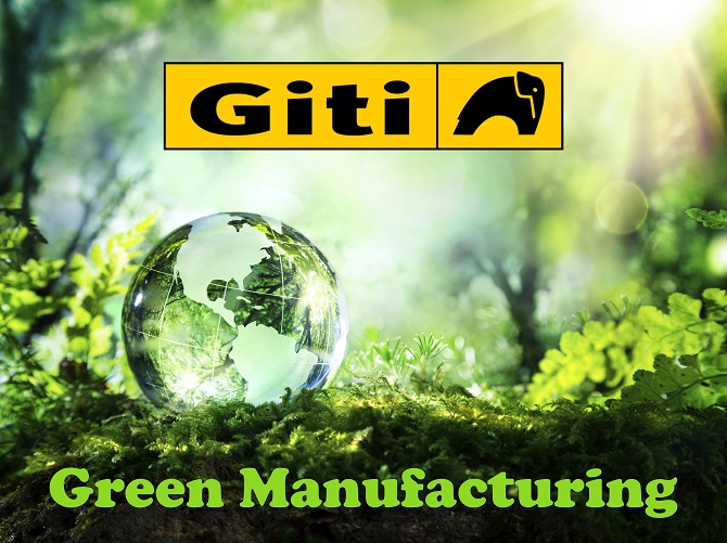 Giti's Global and Green Manufacturing Aims for a Better Environment