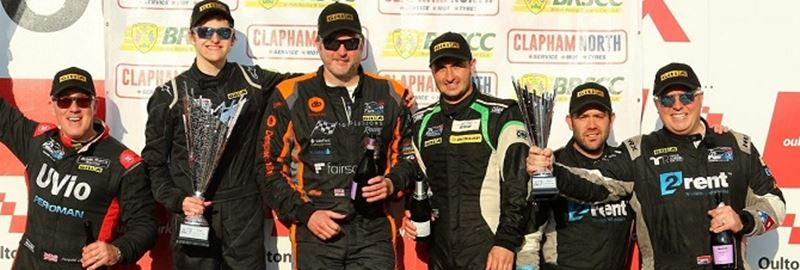 UK Fun Cup Closes Out Fourth Season Driving on Giti Tires