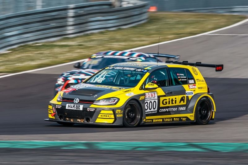 Giti Successfully Debuts First Ever All-Female Nürburgring Racing Team