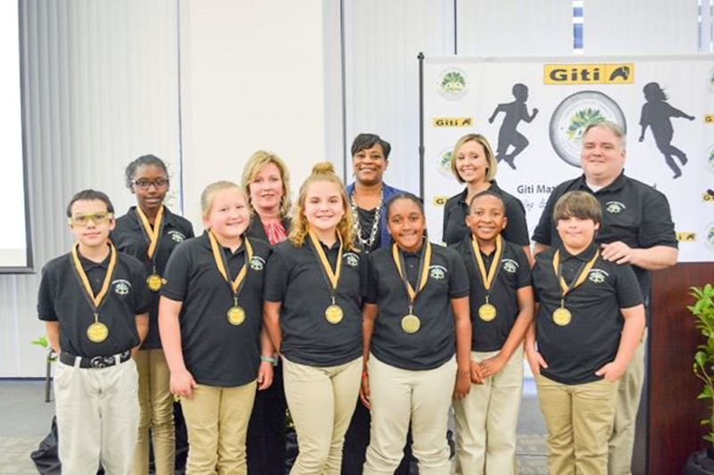 Students Tackle Environmental Issues in Giti Math and Science Award Program