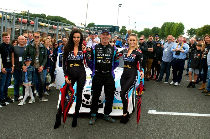 Giti Combines Exciting Motorsports and Disability Support in 3rd Year of UK Fun Cup Championship Racing
