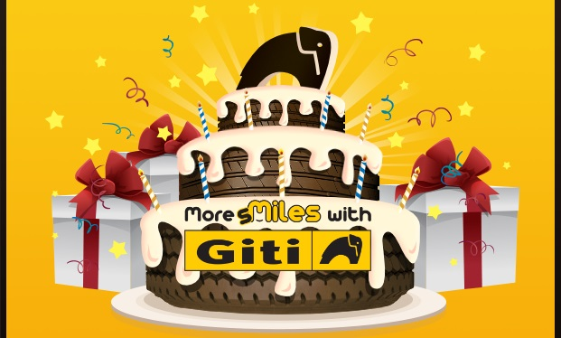 Giti Celebrates 2018 Anniversary Day as Part of 'More sMiles with Giti' Initiative
