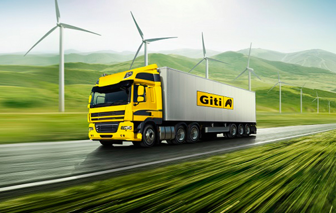 Giti Launches First TPMS System for Commercial Fleets