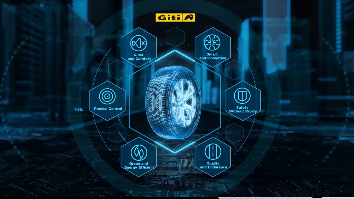 Giti AdvanZtech - Explore the Technology